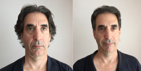 Rouel has been a Hair Balancing client for 34 years